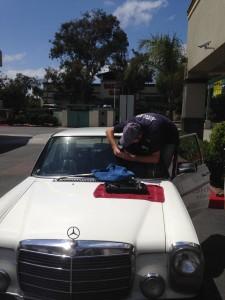 Window Repair Mercedes 300